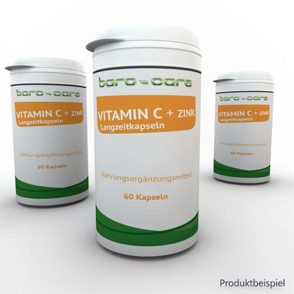 Vitamin C 300 + Zink